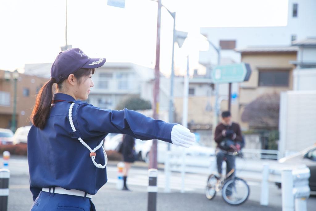 お祭り・初詣・マラソン大会等のイベント会場での誘導警備!(正社員、東京都立川市)